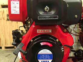 BOSS 42 CFM/ 10HP DIESEL COMPRESSOR ON 160L TANK - picture1' - Click to enlarge