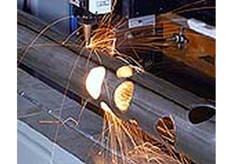 PRIMA INDUSTRIE PLATINO CNC LASER FROM IMTS