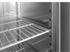 Bromic UBC1795GD Glass Door Underbar Chiller  417L - picture2' - Click to enlarge