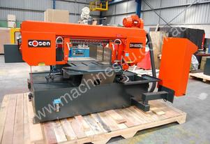 COSEN SH-600DM. Semi-automatic, double mitre