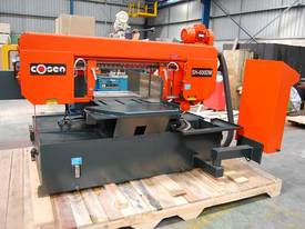 COSEN SH-600DM. Semi-automatic, double mitre - picture0' - Click to enlarge