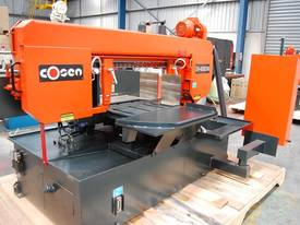 COSEN SH-600DM. Semi-automatic, double mitre - picture1' - Click to enlarge