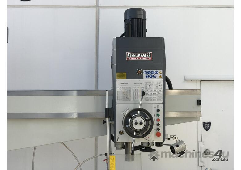 SM-RD1650 � 1650mm Arm � Power Column & Locking