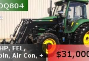 Enfly 80 HP Air-Conditioned Tractor