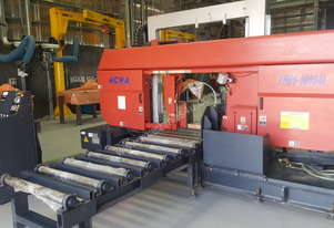 AJAX Column type Semi Auto Bandsaws up to 1100mm