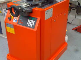 Memoli 65NB Electric/Mechanical NC Pipe Bender - picture0' - Click to enlarge