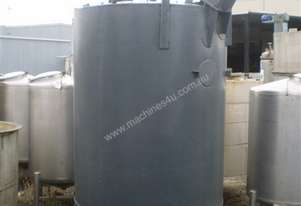 Jacketed Tanks and Silos