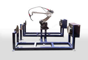 New! Robot with Rotators.