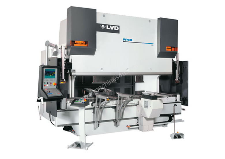 LVD PPEB Series Servo controlled Press Brake