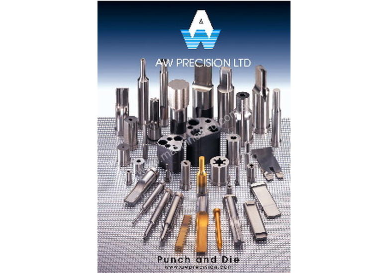AW Precision Punch And Die Tooling