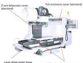 Mitseiki CV-1200A Vertical M/C Centre - picture3' - Click to enlarge
