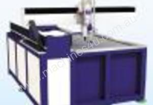 NEW Machtech Projet 0606 Waterjet Cutting Machine
