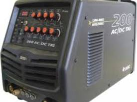 Unimig 200 AC / DC Tig Welder	 - picture0' - Click to enlarge