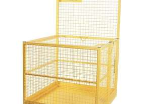 Flexi Lift Safety Cage Work Platform
