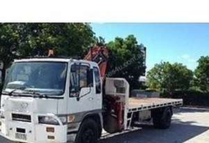 Crane trucks hire for cheap rates
