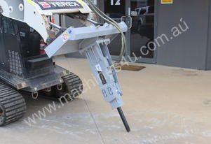 HYDRAULIC BREAKER FOR SKID STEER