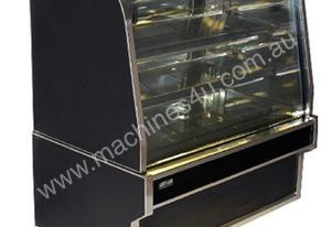 Koldtech KT.RCD.20 Curved Glass Refrigerated Cake Display 2000mm