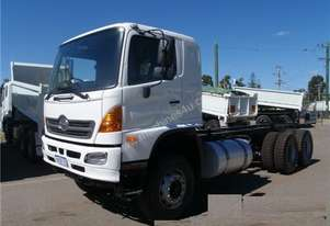 2008 HINO FM RANGER PRO 14 Cab Chassis
