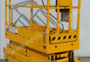 Haulotte 19ft Scissor lift for sale