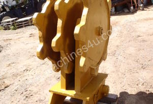 Compaction Wheel for Hire CW12