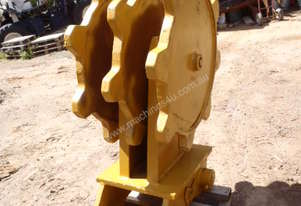 HIRE Compaction Wheel for Stock No. CW12