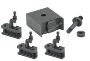 C2/C3 Quick Change Tool Post with 3xTool Holders
