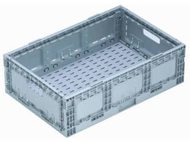 Folding Plastic Crate 41 Litre - picture0' - Click to enlarge