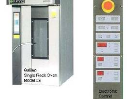 Rack Ovens Europa Galileo Electric/Gas - picture2' - Click to enlarge