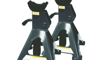 19043 - 8000KG RATCHET TYPE AXEL STANDS (PAIR)