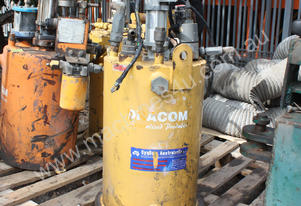 Dracom Bard PNEUMATIC AUTOMATIC GREASE PUMP