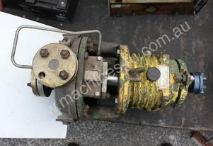 Chesterton stainless process pumps 1' x 1.5