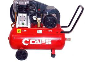 3hp Piston Compressor, Single Phase, 240V 15 amp - picture0' - Click to enlarge