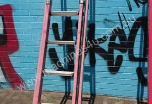 3.9 Meter Fiberglass Branach Extension ladder