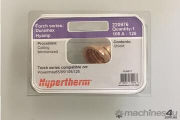 HYPERTHERM POWERMAX 125 SHIELD # 220976