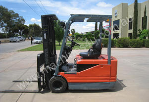 1994 Toyota 5FBE18 Electric Forklift