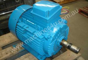 LAFERT INDUSTRIAL 15HP 3 PHASE ELECTRIC MOTOR/ 293