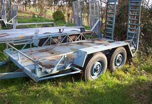 Home Made 3TON trailer