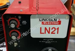 Lincoln LN-21 Wire Feeder.