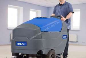 Nilfisk Large Walk Behind Scrubber/Dryer Focus II