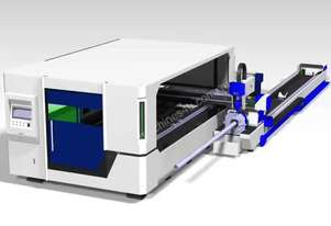 Fiber Laser Sheet & Tube Combination