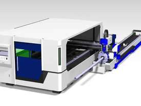 Fiber Laser Sheet & Tube Combination - picture0' - Click to enlarge