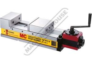 CHV-160V-D Compact Hydraulic Vice - Angle Drive 160mm