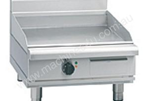 600mm Electric griddle - Bench model