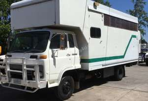 Isuzu SBR Stock/Cattle crate Truck