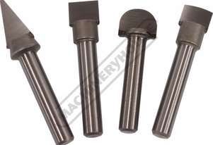 Suits WT-3C Replacement Carbide Tip - 4 Piece Set
