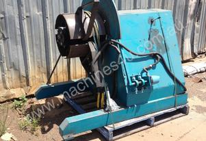 Decoiler - 3ton x 400mm with Snubber