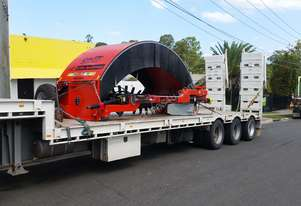 CT 360 Series Tow Behind Windrow Compost Turners - Australian Made
