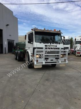 Scania  Skel tray Truck