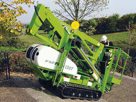 Nifty TD120T 12.2m Track Drive - compact base - outstanding traction - picture0' - Click to enlarge