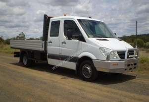 Mercedes Benz Sprinter Tray Truck